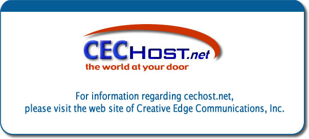Visit Creative Edge Communications, Inc. at CreativeEdge.info